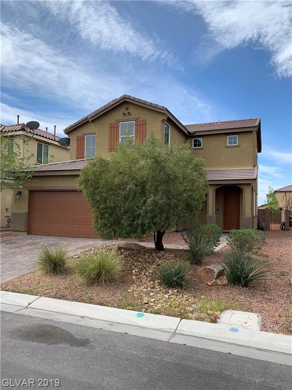 4113 Crystal Island, North Las Vegas, NV 89081 (MLS #2081990) :: Vestuto Realty Group
