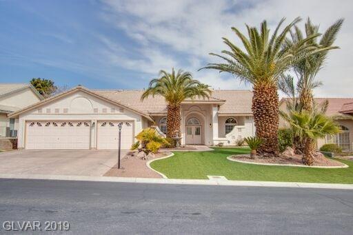 5116 Thousand Palms Lane, Las Vegas, NV 89130 (MLS #2098483) :: The Snyder Group at Keller Williams Marketplace One