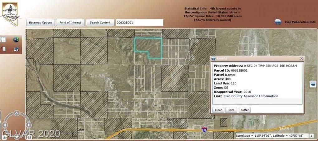 Quartzite (Elko County) Drive - Photo 1
