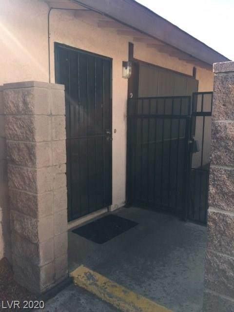 1722 E University Ave Avenue #2, Las Vegas, NV 89119 (MLS #2151765) :: The Shear Team