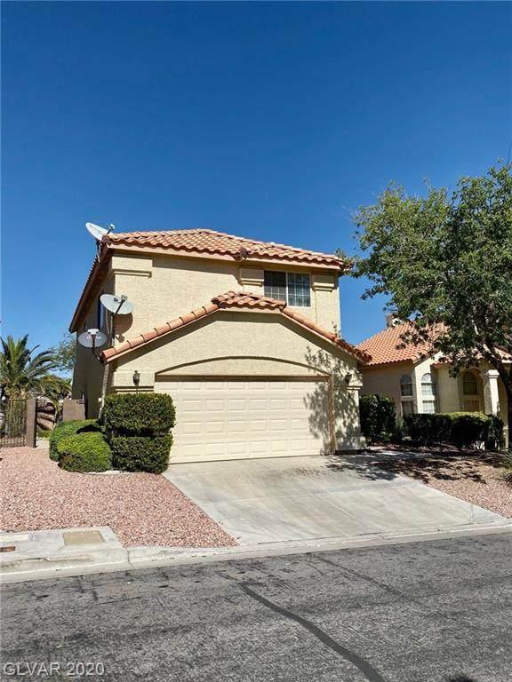 8128 Bay Springs Drive, Las Vegas, NV 89128 (MLS #2154396) :: Hebert Group | Realty One Group