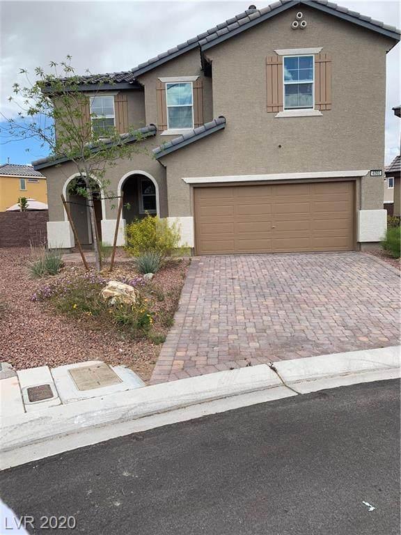 4060 Little Bay Avenue, North Las Vegas, NV 89081 (MLS #2160701) :: Signature Real Estate Group