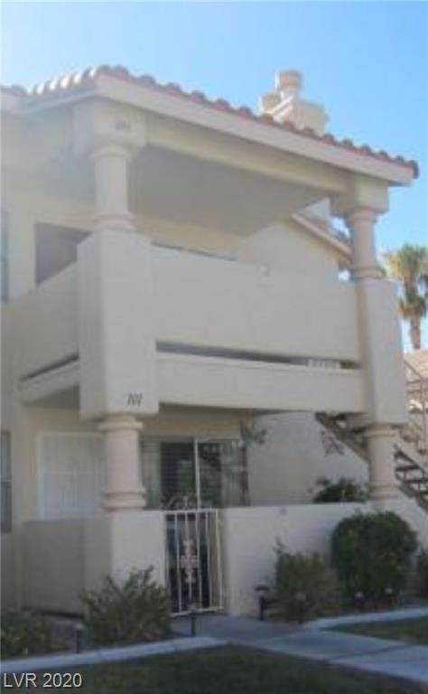 7932 Diamond Rock Way #201, Las Vegas, NV 89128 (MLS #2164842) :: Billy OKeefe   Berkshire Hathaway HomeServices