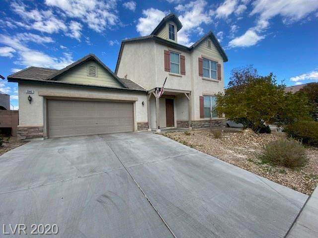 5945 Addy Lane, North Las Vegas, NV 89081 (MLS #2167158) :: ERA Brokers Consolidated / Sherman Group