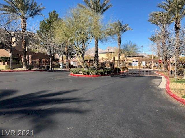 905 Domnus Lane #104, Las Vegas, NV 89144 (MLS #2173134) :: The Shear Team