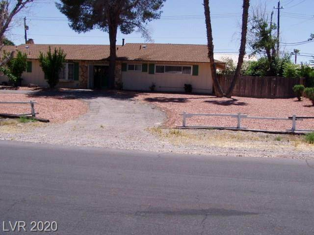 1735 Gabriel Drive, Las Vegas, NV 89119 (MLS #2185579) :: Performance Realty