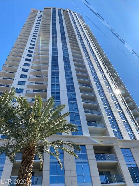 200 Sahara #3205, Las Vegas, NV 89102 (MLS #2188102) :: Jeffrey Sabel