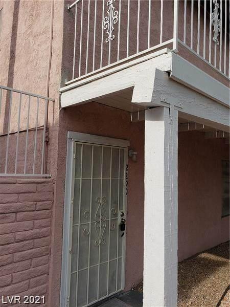 2290 Desert Inn, Las Vegas, NV 89169 (MLS #2192769) :: Custom Fit Real Estate Group