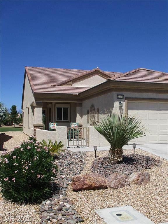 7749 Homing Pigeon Street, North Las Vegas, NV 89084 (MLS #2216066) :: Signature Real Estate Group