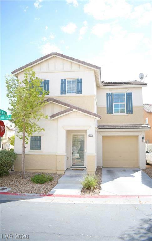 10330 Free Spirit Street, Las Vegas, NV 89183 (MLS #2219108) :: The Mark Wiley Group | Keller Williams Realty SW