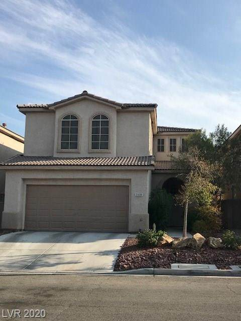 3909 Irvin Avenue, Las Vegas, NV 89141 (MLS #2232265) :: The Shear Team