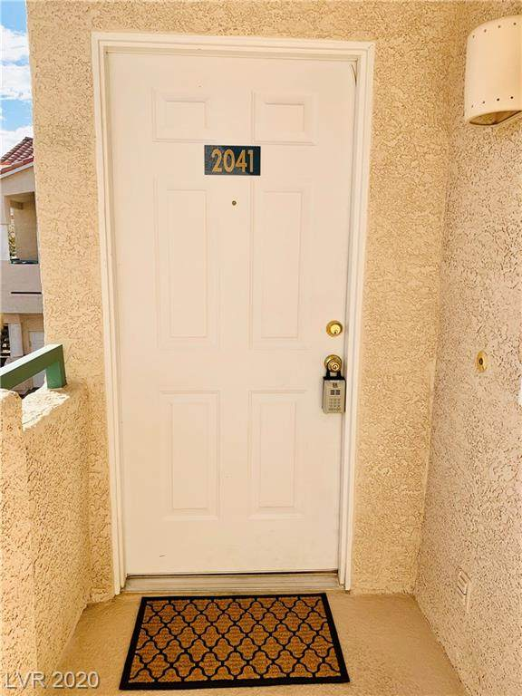 7450 Eastern Avenue #2041, Las Vegas, NV 89123 (MLS #2241809) :: Helen Riley Group | Simply Vegas