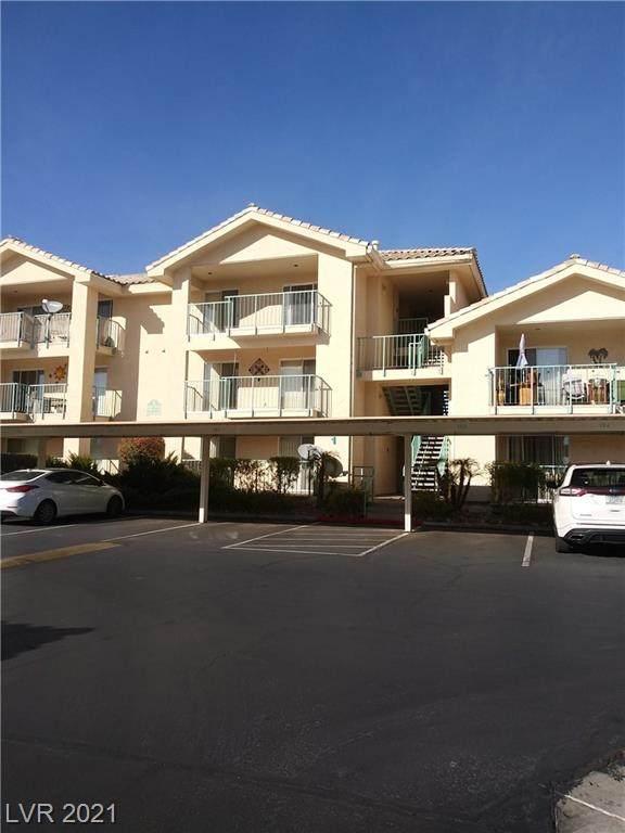 3550 Bay Sands Drive #3021, Laughlin, NV 89029 (MLS #2252029) :: ERA Brokers Consolidated / Sherman Group