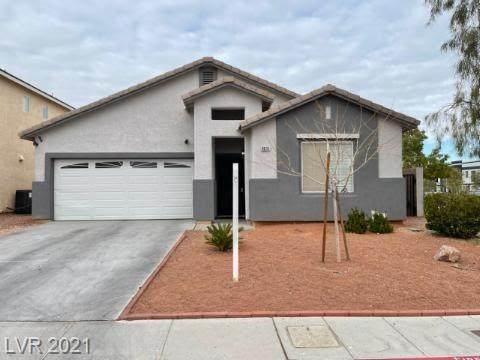 8810 Winter Sky Avenue, Las Vegas, NV 89148 (MLS #2256973) :: Hebert Group | Realty One Group