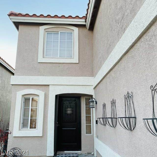 10201 Climbing Lily Street, Las Vegas, NV 89183 (MLS #2260306) :: Vestuto Realty Group
