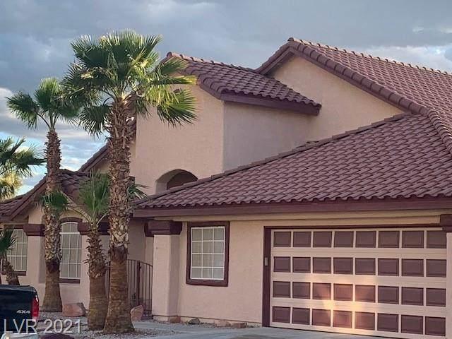 1269 Honey Lake Street, Las Vegas, NV 89110 (MLS #2267950) :: Jeffrey Sabel