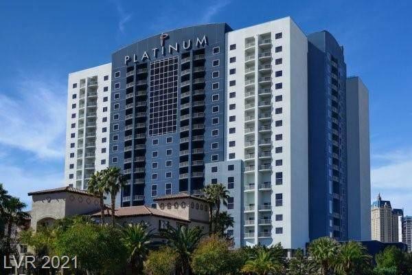 211 E Flamingo Road #614, Las Vegas, NV 89169 (MLS #2289366) :: DT Real Estate