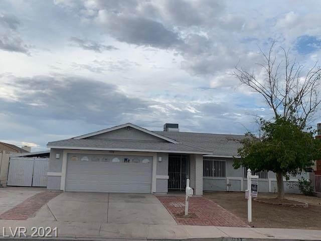 7220 Tempest Place, Las Vegas, NV 89145 (MLS #2297308) :: Keller Williams Realty