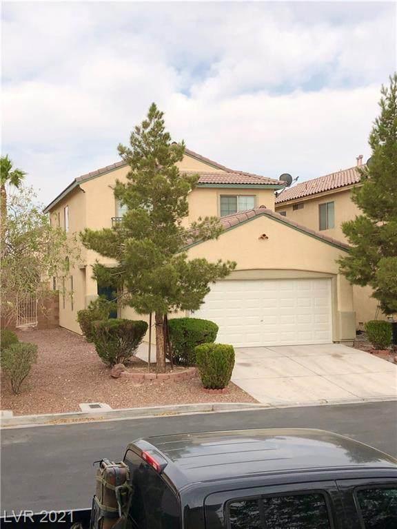 3482 Gloucester Gate Street, Las Vegas, NV 89122 (MLS #2305362) :: Hebert Group | Realty One Group