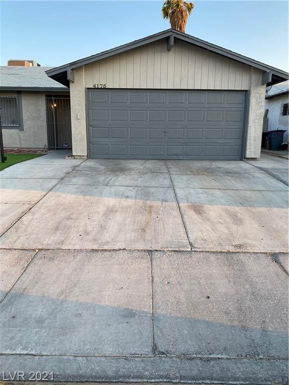 4175 E Colorado Avenue, Las Vegas, NV 89104 (MLS #2313793) :: The Perna Group