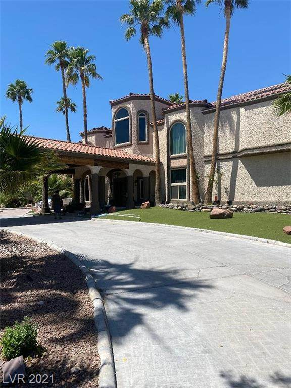 3730 Topaz Street, Las Vegas, NV 89121 (MLS #2314386) :: Lindstrom Radcliffe Group