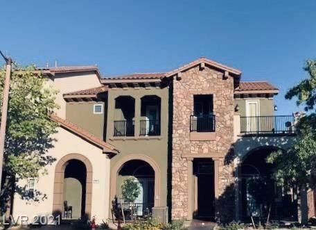 15 Via Di Vita, Henderson, NV 89011 (MLS #2317859) :: Signature Real Estate Group