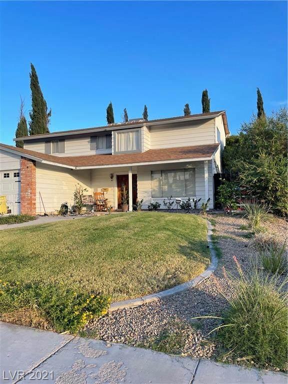 1452 Sorrel Road, Boulder City, NV 89005 (MLS #2340888) :: Kypreos Team