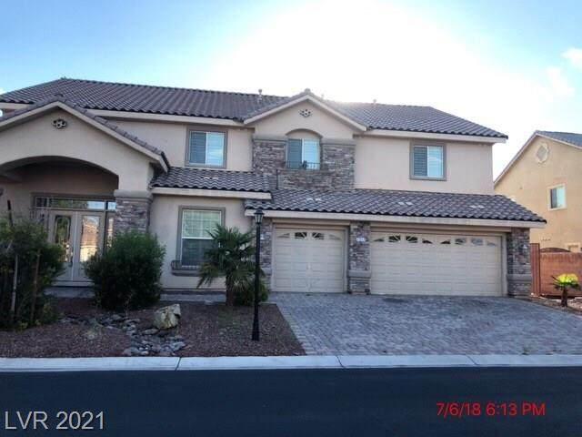 7217 Harlow Street, Las Vegas, NV 89131 (MLS #1962044) :: Custom Fit Real Estate Group