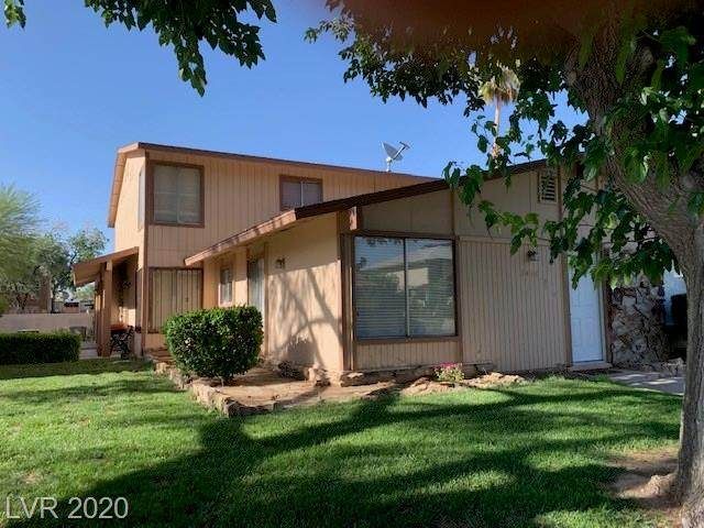 1438 Lorilyn #4, Las Vegas, NV 89119 (MLS #2193470) :: The Lindstrom Group