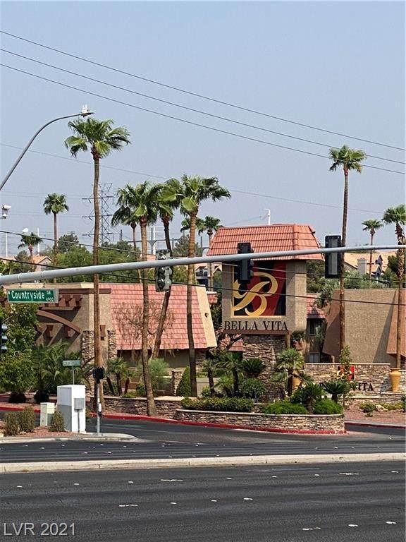 4921 River Glen Drive #21, Las Vegas, NV 89103 (MLS #2322232) :: The Melvin Team