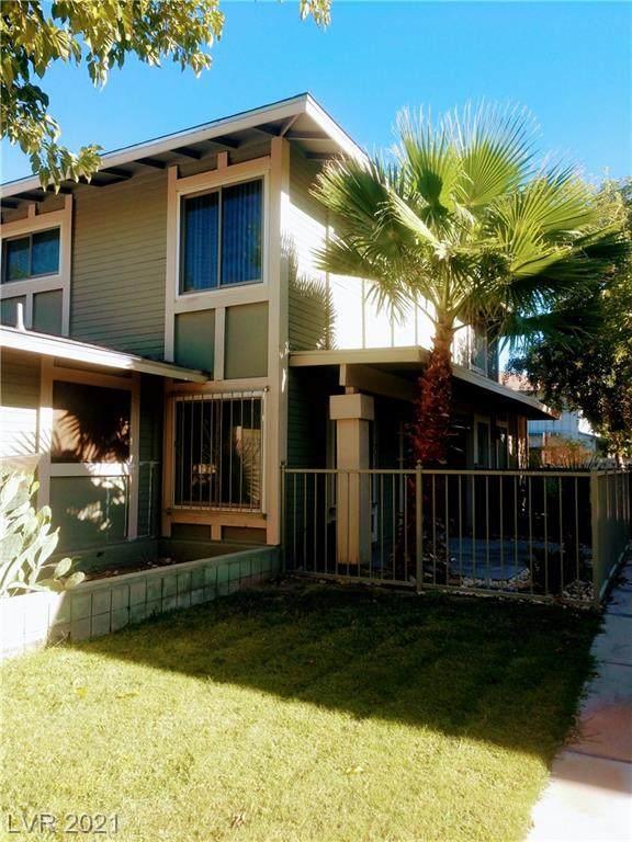 1363 Lorilyn Avenue #3, Las Vegas, NV 89119 (MLS #2330374) :: Alexander-Branson Team | Realty One Group
