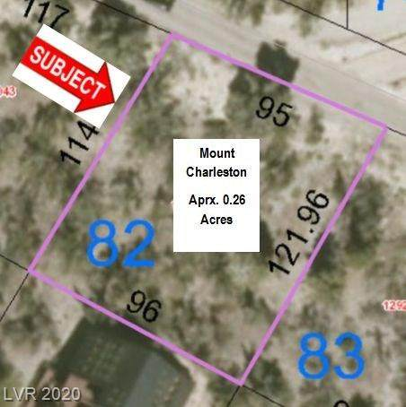 4897 Snow White, Mount Charleston, NV 89124 (MLS #1808998) :: Trish Nash Team
