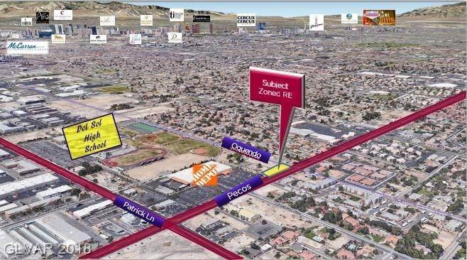 S Pecos Road - Photo 1