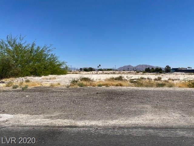 Duquesne, North Las Vegas, NV 89030 (MLS #2043301) :: Performance Realty