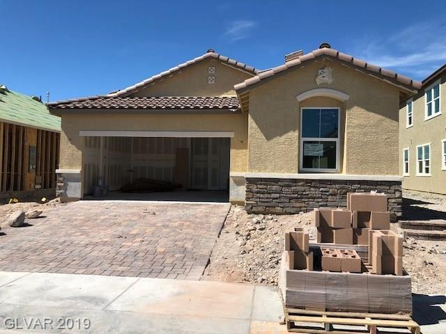 3206 Casalotti, Henderson, NV 89044 (MLS #2069456) :: Five Doors Las Vegas