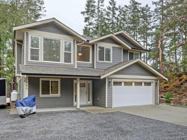 480 Becher Bay Rd, Sooke, BC V9Z 1B8 (MLS #385770) :: Day Team Realtors