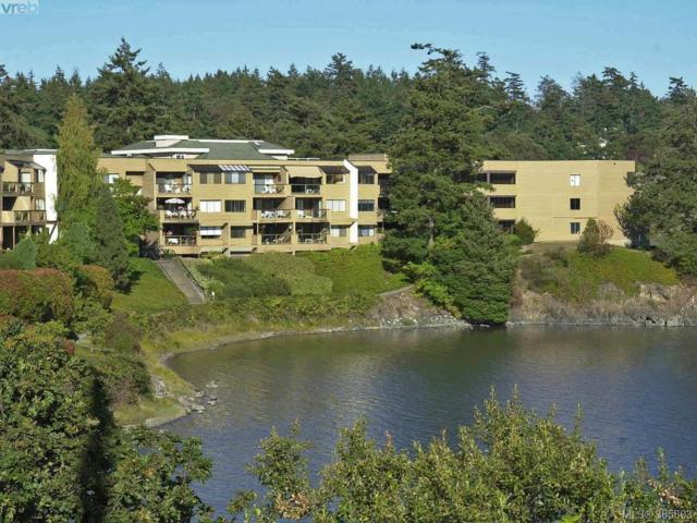 485 Island Hwy #301, Victoria, BC V9B 5H7 (MLS #385803) :: Day Team Realtors