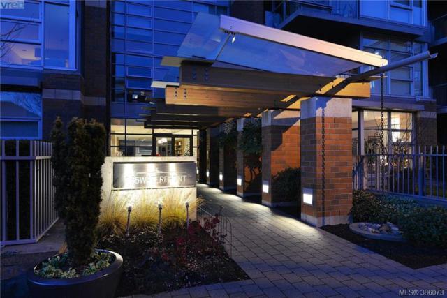 365 Waterfront Cres #105, Victoria, BC V8T 0A6 (MLS #386073) :: Day Team Realtors