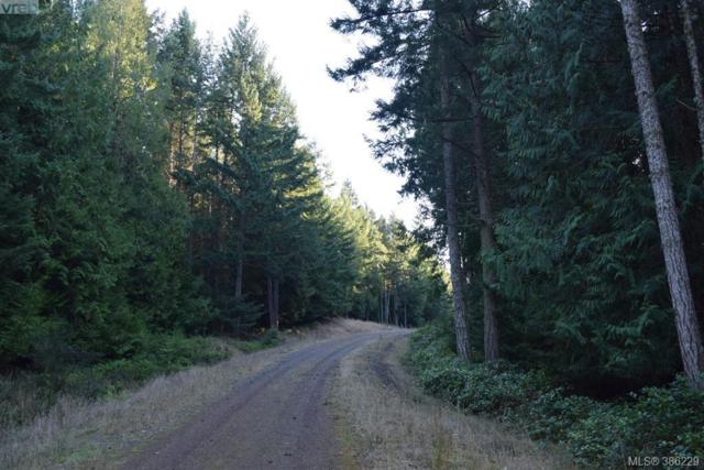 Lot A Harbour Hill Dr, Gulf Islands, BC V0N 2M1 (MLS #386229) :: Day Team Realtors