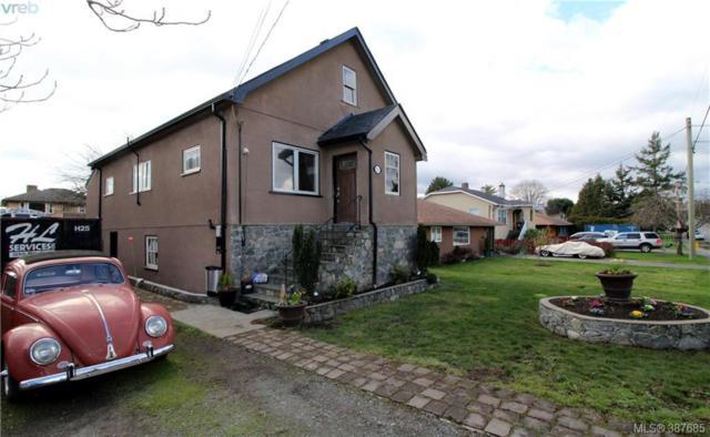 211 Sims Ave, Victoria, BC V8Z 1K4 (MLS #387685) :: Day Team Realtors