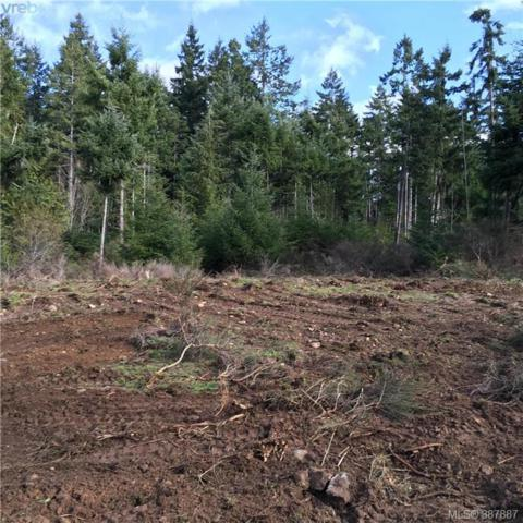 Lot B Meadowview Rd, Malahat & Area, BC V0R 2W1 (MLS #387887) :: Day Team Realtors