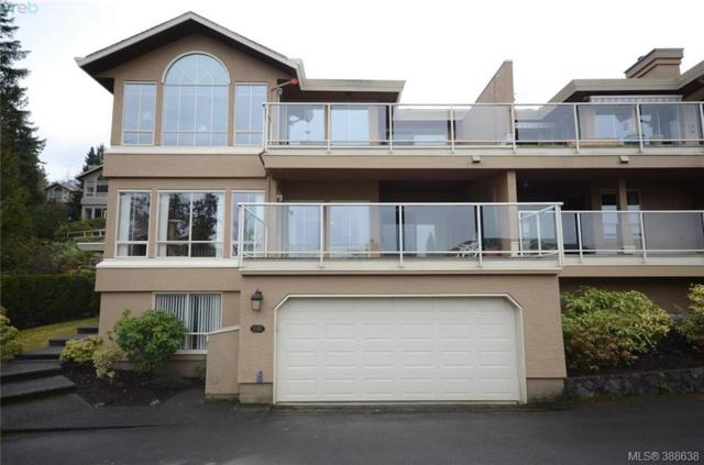 6880 Wallace Dr #1101, Central Saanich, BC V8M 1N8 (MLS #388638) :: Day Team Realtors