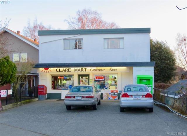 1273 Fairfield Rd, Victoria, BC V8V 3B3 (MLS #388935) :: Day Team Realtors