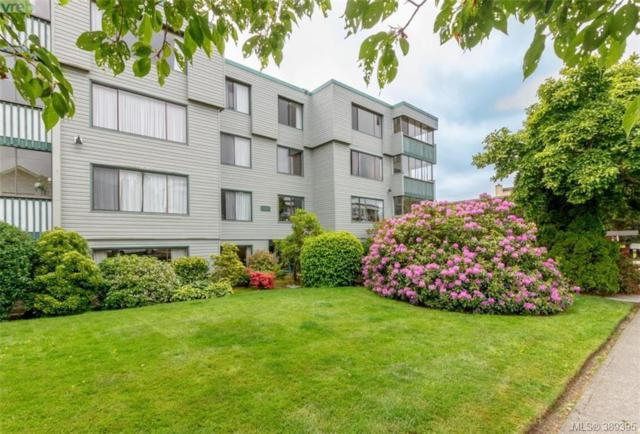 1025 Fairfield Rd #304, Victoria, BC V8V 3A6 (MLS #389395) :: Day Team Realtors