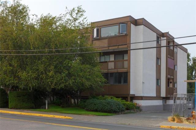 830 Esquimalt Rd #101, Victoria, BC V9A 3M4 (MLS #389784) :: Day Team Realtors