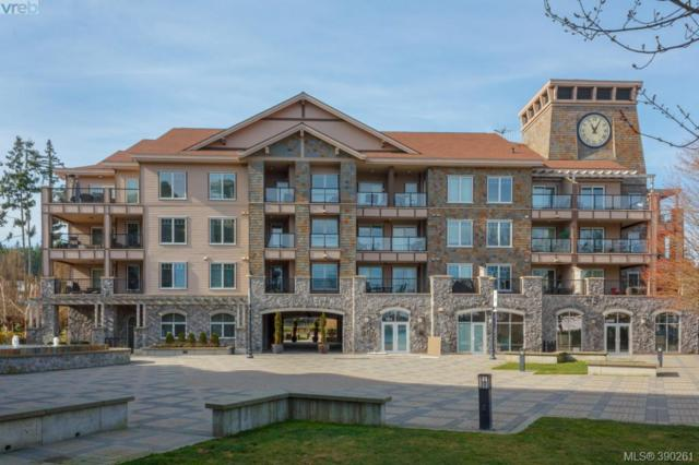 1335 Bear Mountain Pkwy #404, Victoria, BC V9B 6T9 (MLS #390261) :: Day Team Realtors