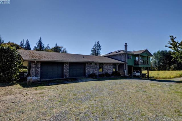 1550 Robson Lane, Cobble Hill, BC V0R 1N1 (MLS #390368) :: Day Team Realty