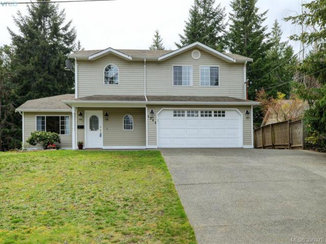 2364 Larsen Rd, Malahat & Area, BC V0R 2W1 (MLS #390375) :: Day Team Realtors
