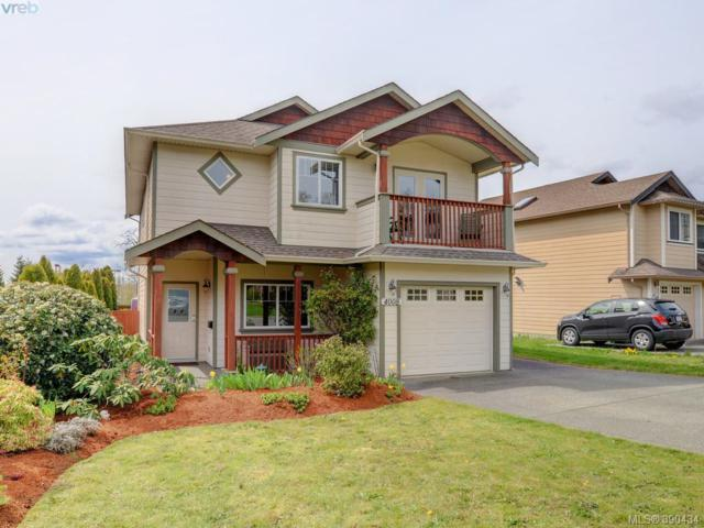 4008 Blackberry Lane, Victoria, BC V9E 2B5 (MLS #390434) :: Day Team Realtors