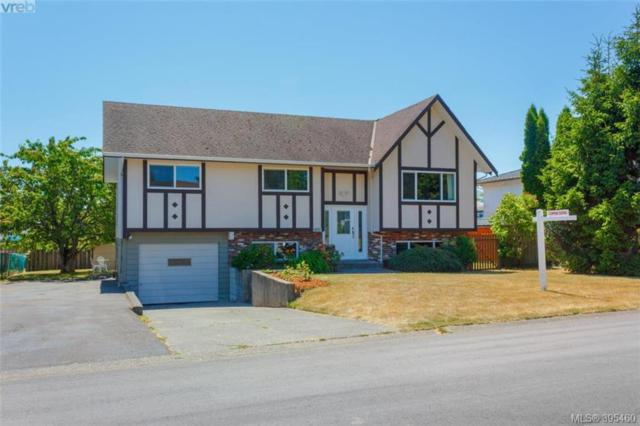 1897 Seaboard Cres, Central Saanich, BC V8M 1K6 (MLS #395460) :: Day Team Realtors
